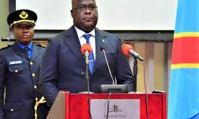 Félix Antoine Tshisekedi Tshilombo