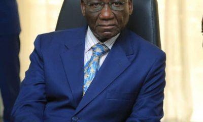 Prime Minister Ilunga Ilunkamba