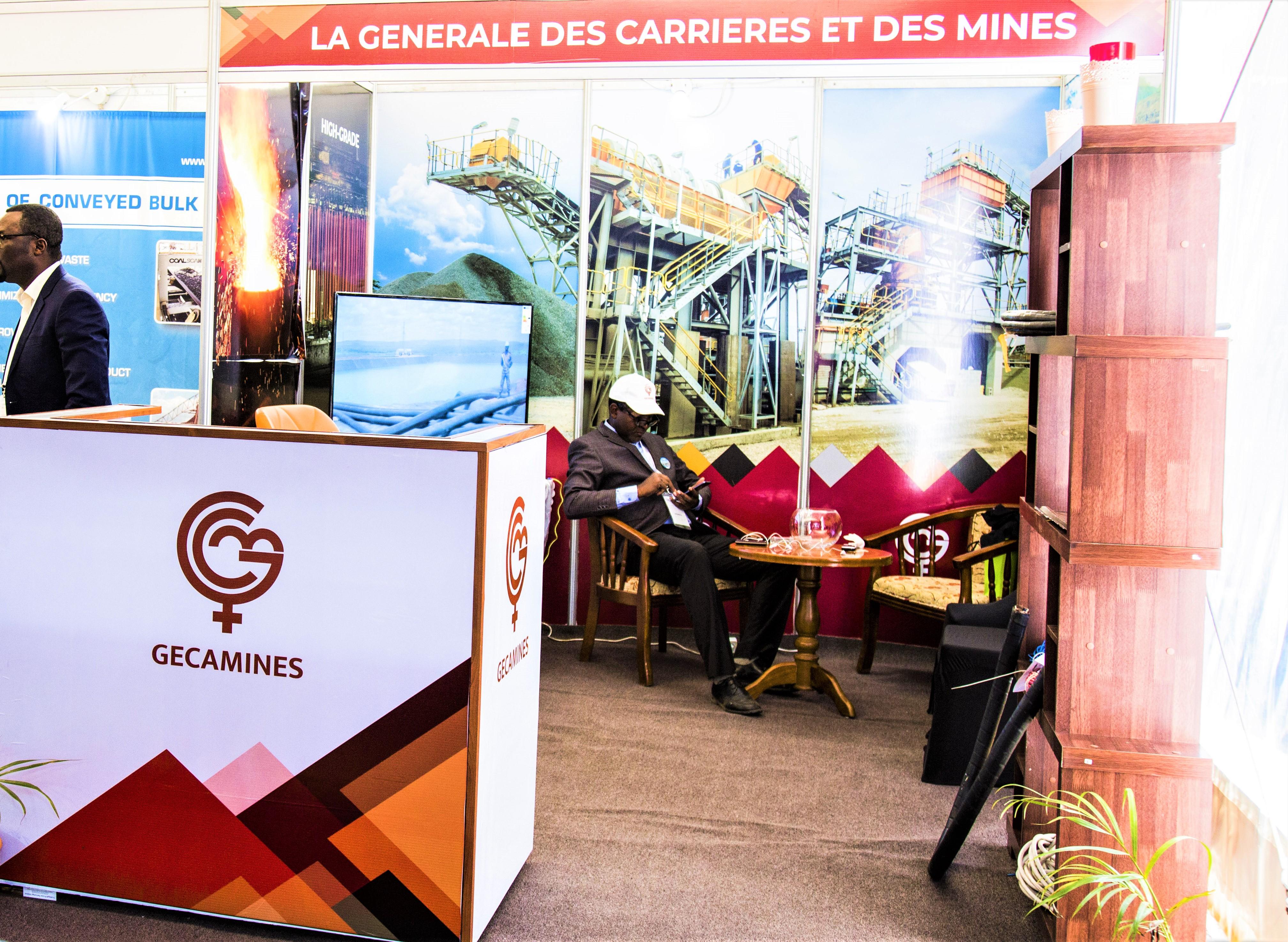 Gécamines DRCM