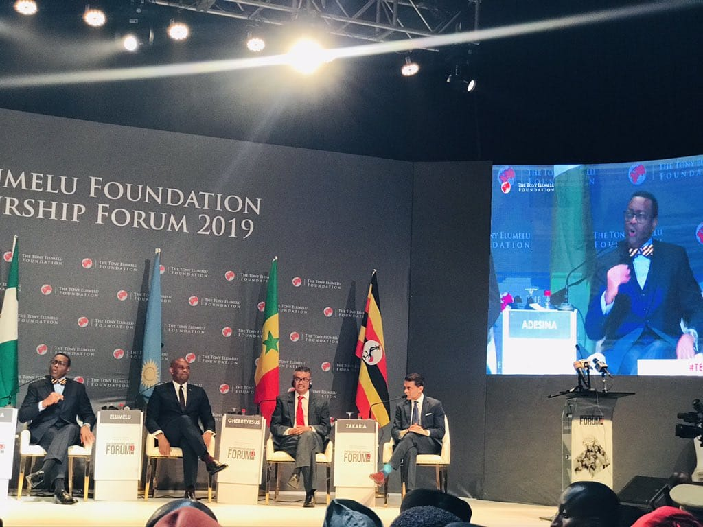 Africa: Adesina calls for the creation of banks dedicated to youth entrepreneurship