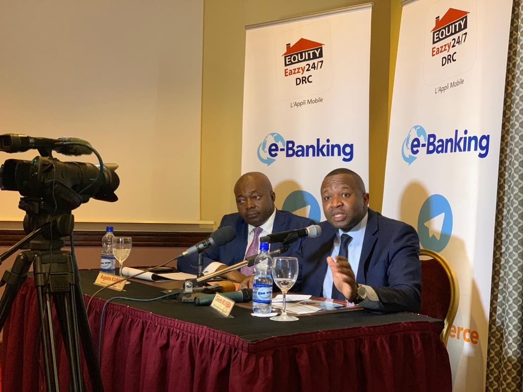 "DRC: Equity Bank launches Digital Banking campaign ""being free"""