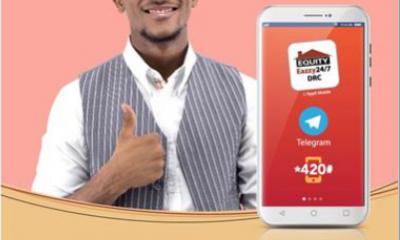 DRC: Equity Bank brings bank back into customer's phone