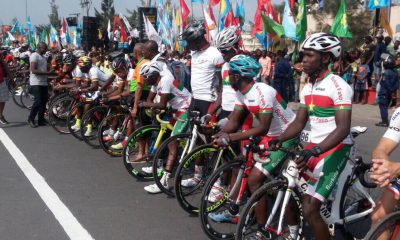 DRC: start on 28 July 2019 in Boma of the 7th International Cycling Tour