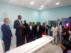 DRC: Biamba Marie Mutombo hospital with a hi-t