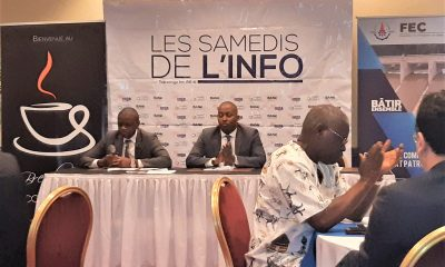 DRC: Patrick Onoya proposes three strategic axes to better support SMEs