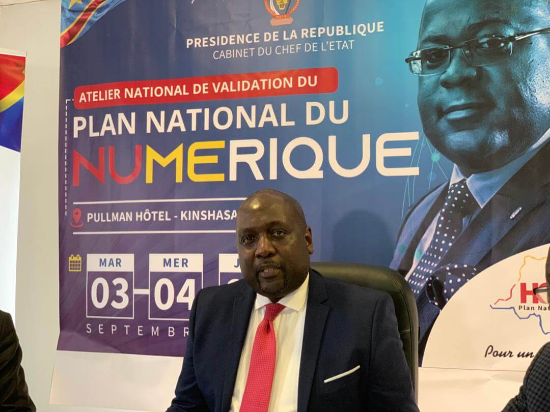 DRC: The head of State prepares to endow the country with a National Digital Plan