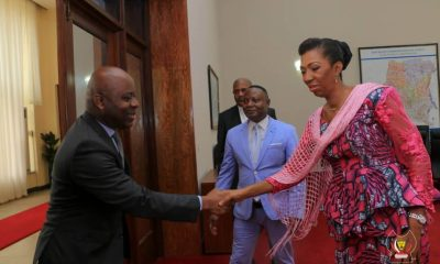 DRC: Alain Kaninda and Jeanine Mabunda trade in the liberalized insurance market!