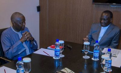 DRC: Prime Minister Ilunkamba consults with Vital Kamerhe from CACH