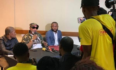 Kinshasa: Koffi Olomide in concert at Showbuzz on Saturday, August 10, 2019!