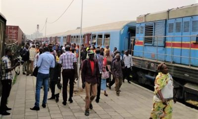 DRC: SCTP revives Kinshasa-Kasangulu urban train traffic