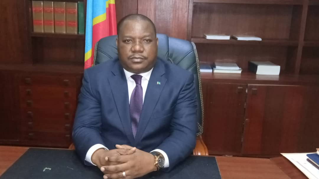 DRC: celebration of 16 September, Minister Nyamugabo pleads for the preservation of the planet