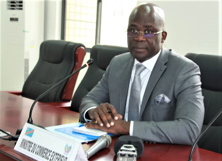 DRC: Bussa notes the invalidity of the orders issued by the temporary worker in Foreign Trade