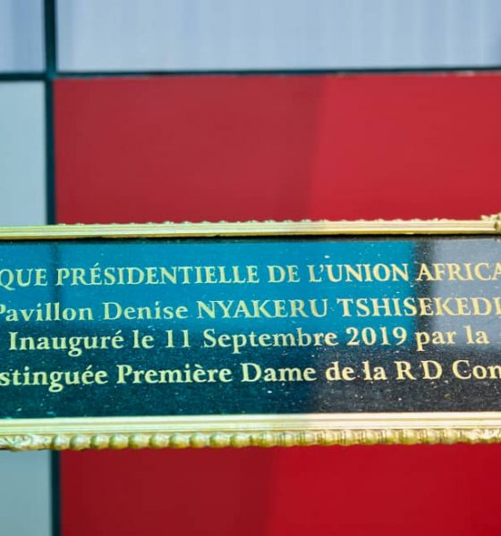 Kinshasa: the Presidential Clinic with a new Pavilion