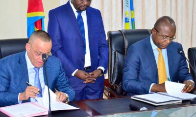 Kinshasa: FEC commits its members to pay the Special Reconstruction Tax