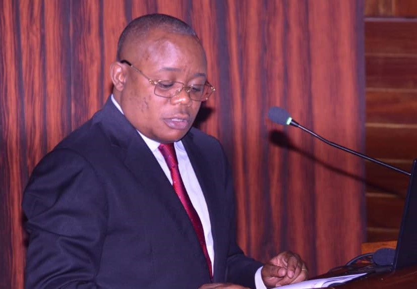 DRC: Felix Momat Kitenge, the new Deputy Minister of the Central Government Budget