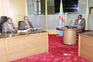 Tanganyika: Ilunkamba sends a ministerial delegation to the site of the railway tragedy