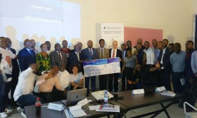 "Kinshasa: startup ""YETU"", winner of the Seedstars competition"