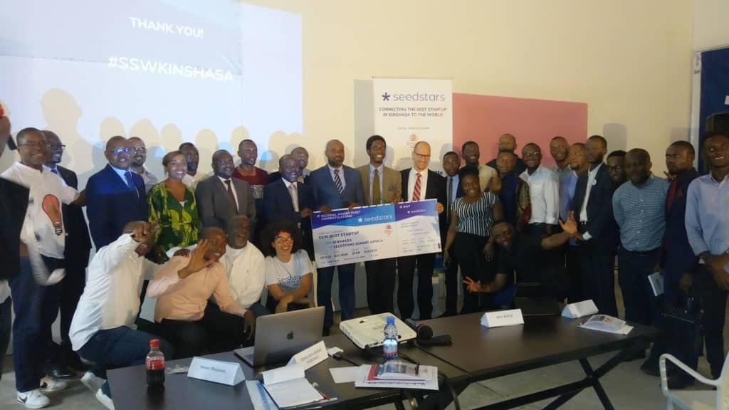 """Kinshasa: startup """"YETU"""", winner of the Seedstars competition"""