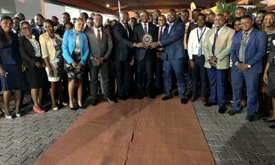 DRC: Equity Bank Receives 'Makutano Local Content' Award