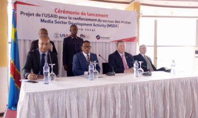 DRC: USAID aligns $15 million for media project