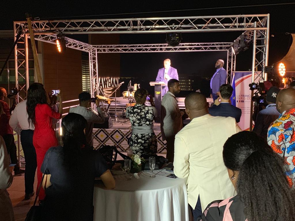 Kinshasa: Rawbank, EU and Institut français support African music Forum