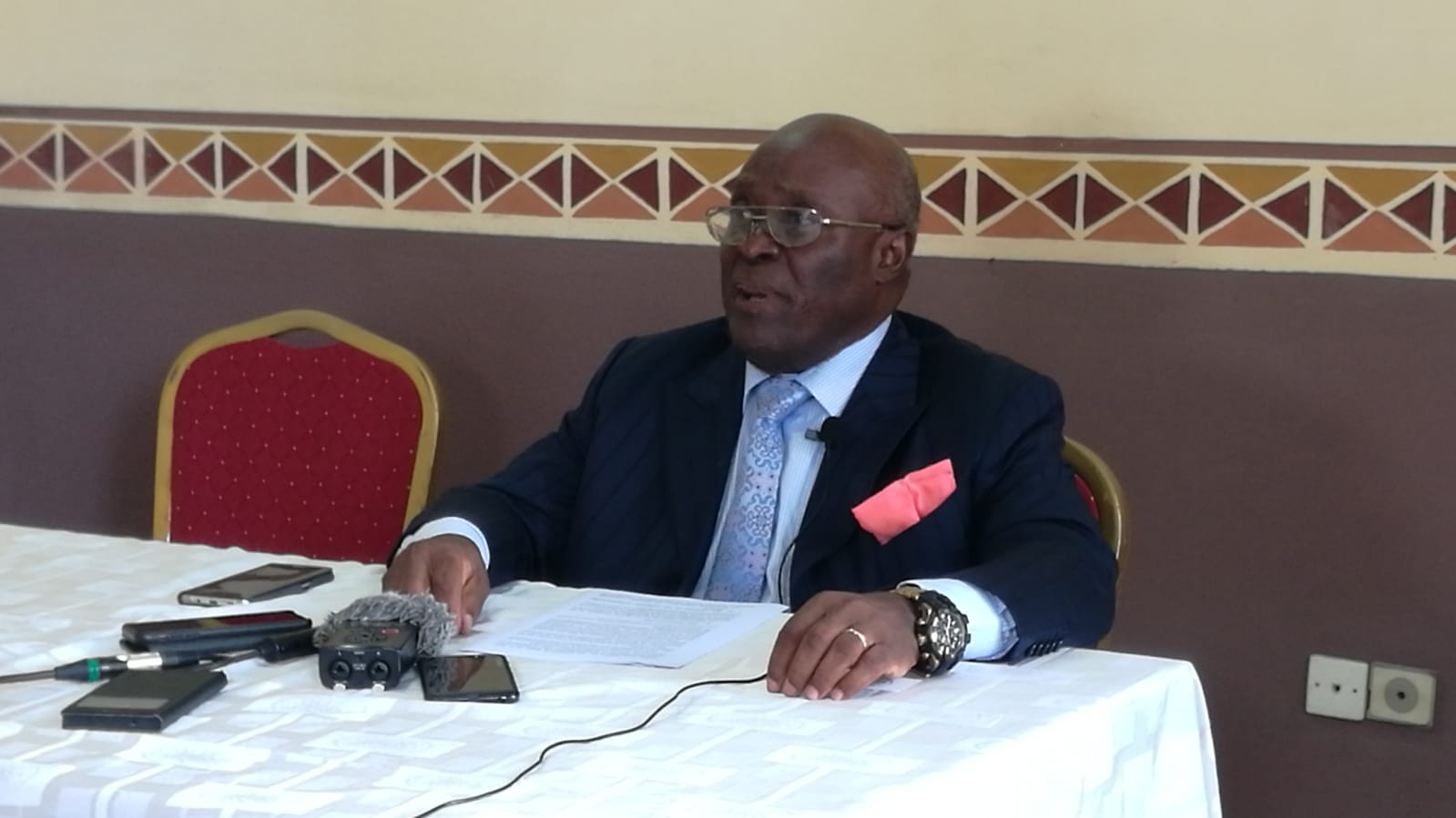 DRC: Economic and Social Council, the mandate of the 68 members has ended!