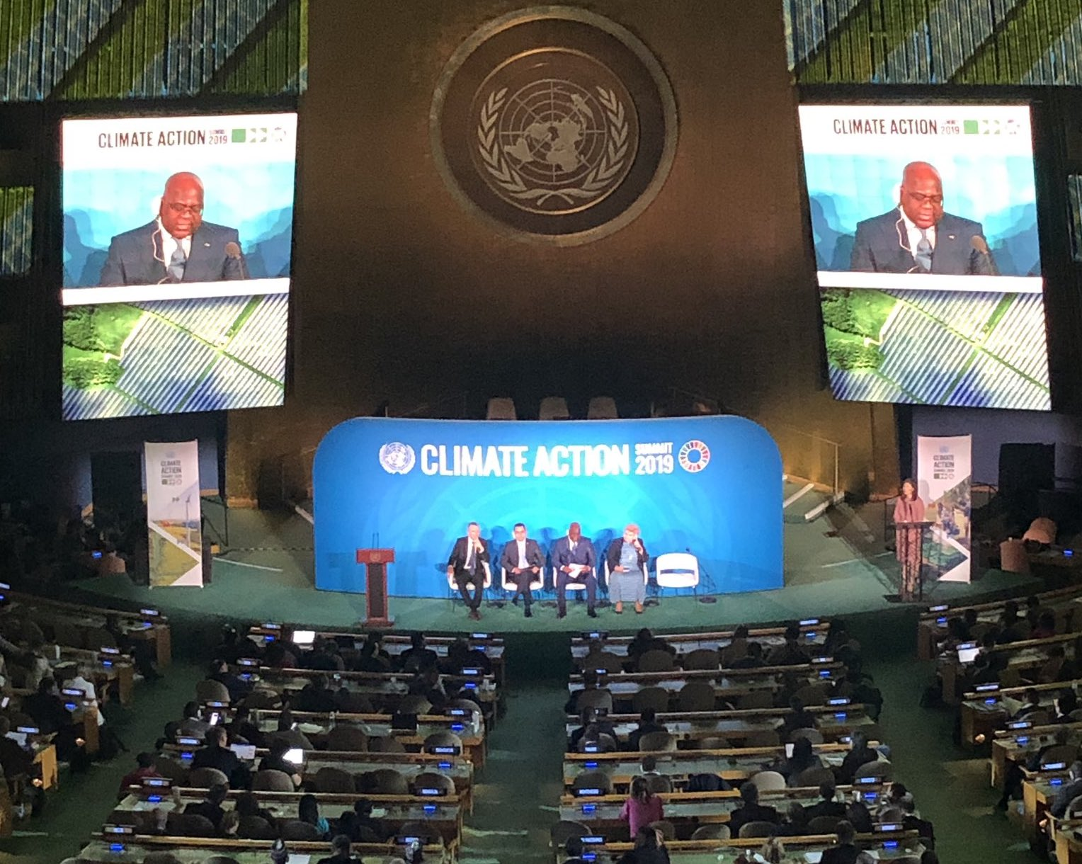 "World: DRC deserves ""serious financial compensation"" to preserve forests"