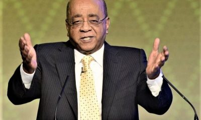 "Mo Ibrahim: ""Sudan is now at a turning point in its history"""