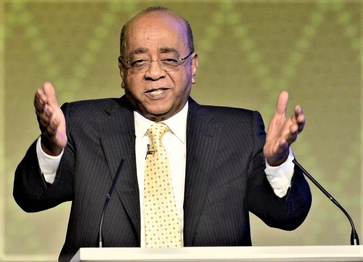 """Mo Ibrahim: """"Sudan is now at a turning point in its history"""""""