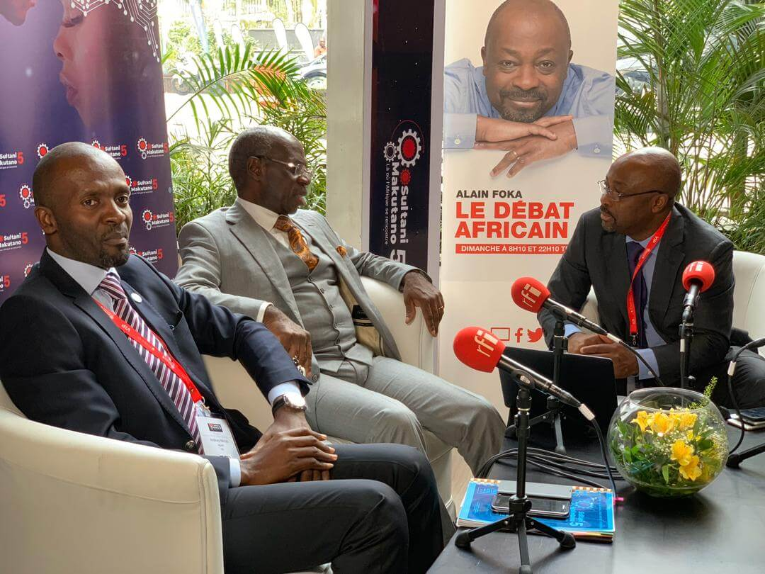 DRC: Albert Yuma's recipe for transforming the country's potential into material wealth