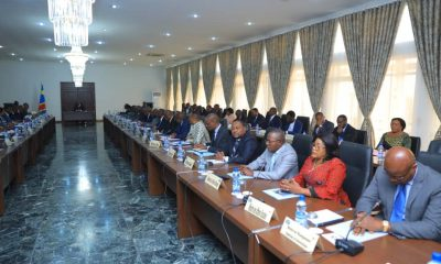 DRC: presentation of the 2018 accounts, the draft law adopted by the Council of Ministers