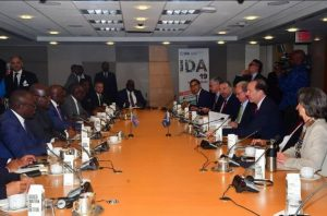 DRC: The World Bank is preparing to increase its annual portfolio to USD 1 billion