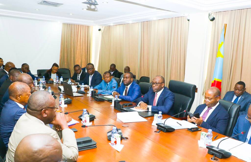 DRC: launch of auction operations for Treasury bill subscriptions