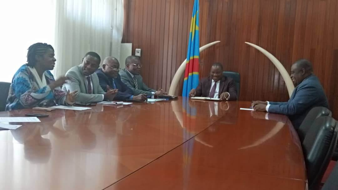 DRC: 27 of the 29 requirements of the international EITI standard met