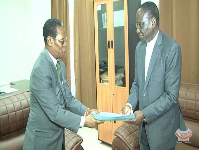 DRC: Prime Minister Ilunkamba declares his assets to the Constitutional Court