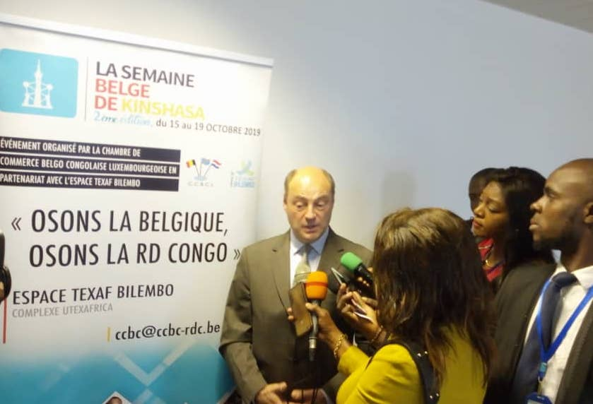DRC: the 2nd edition of the Belgian week in Kinshasa scheduled from 14 to 19 October 2019