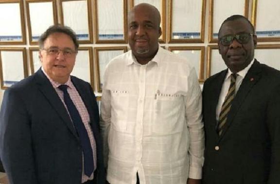 DRC: Land affairs, towards a partnership to build staff capacity