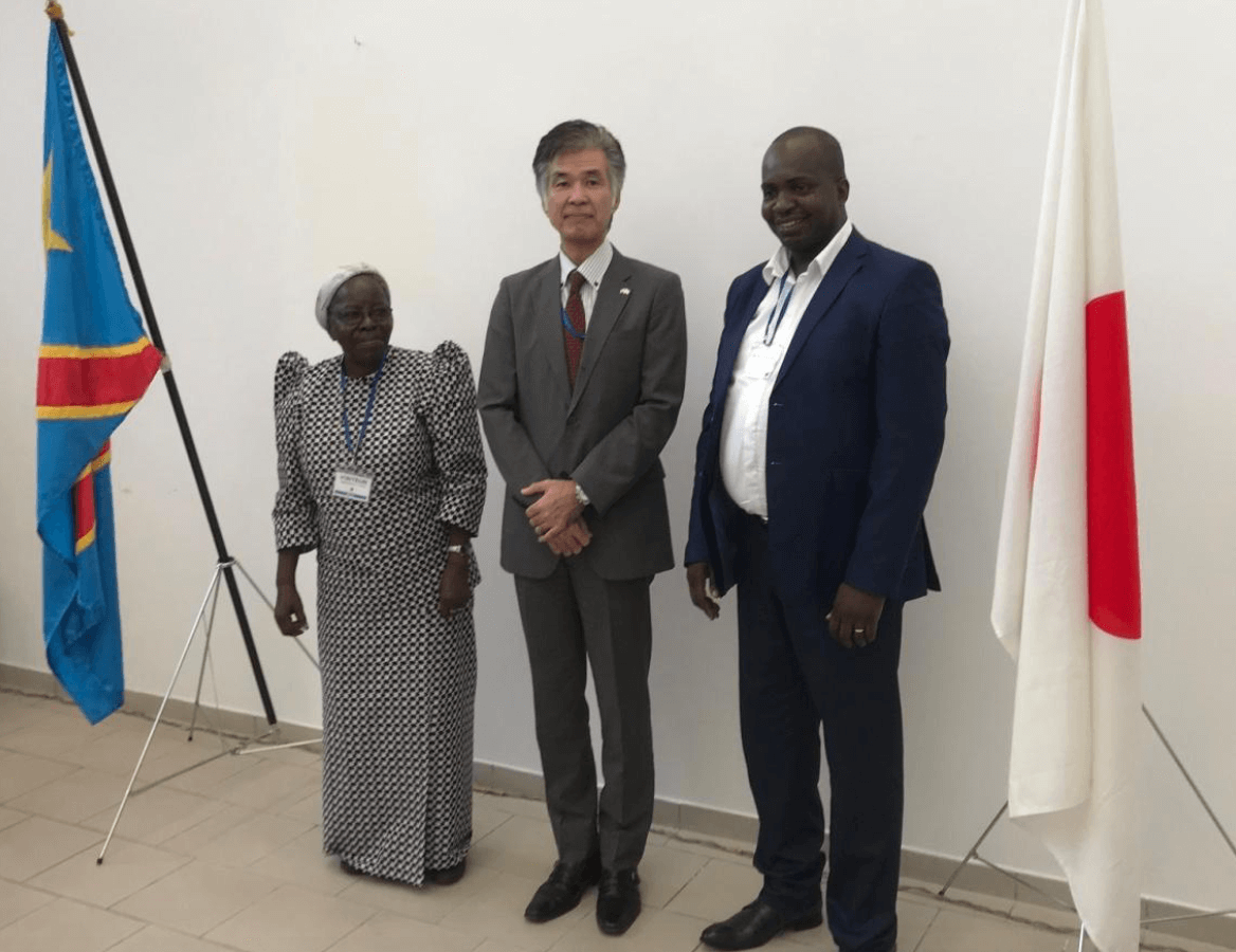 DRC: Japan grants USD 200,000 for two social projects in Kinshasa and Kikwit