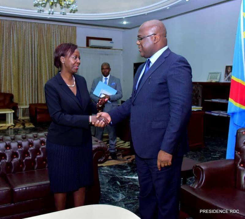 """Isidore Kwandja: """"Tshisekedi has still not appointed his personal representative to the Francophonie"""""""