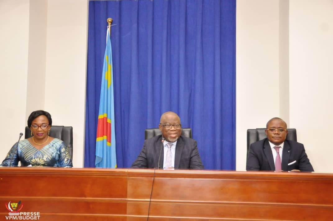 DRC: fictitious zero in the payroll file by 2020 according to Jean-Baudouin Mayo