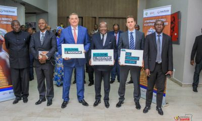 DRC: United States and France committed to fight AIDS, tuberculosis and malaria