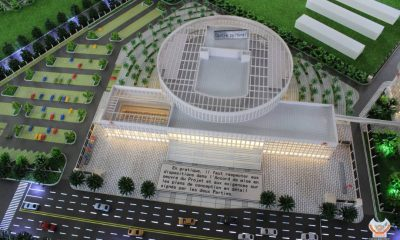 DRC: USD 100 million for the construction of the major cultural centre for Central Africa
