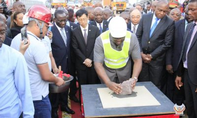DRC: Kinshasa Cultural Centre, construction work launched for two years