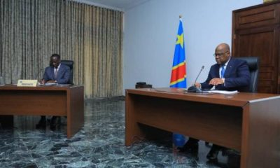 DRC: the Government raises its ambition of the 2020 Budget by 43%.