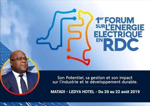 DRC: First Forum on Electric Energy to be held in Matadi