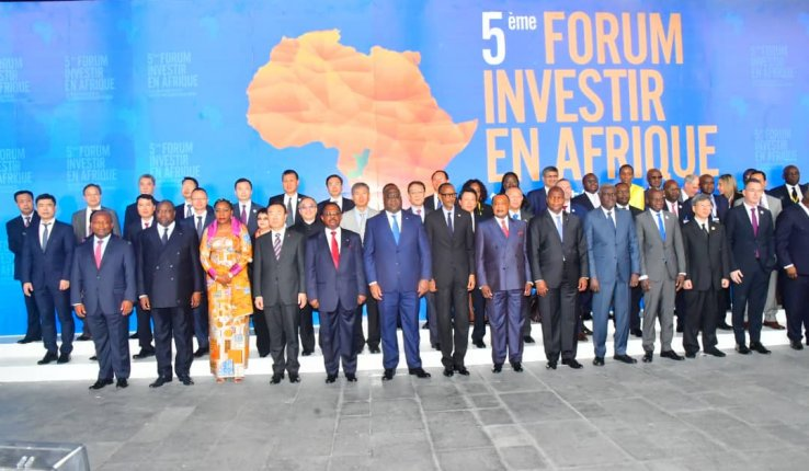 Congo: UBA DRC represented by its general manager at the 5th Forum Investing in Africa